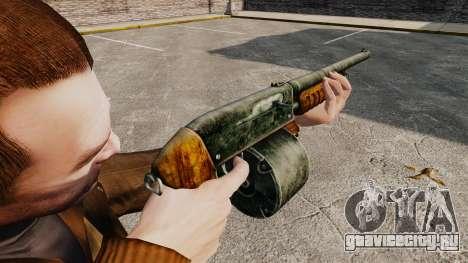 Помповое ружье для GTA 4 второй скриншот