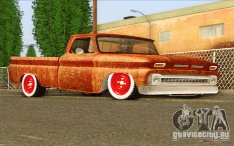 Chevrolet C10 Rat Style для GTA San Andreas