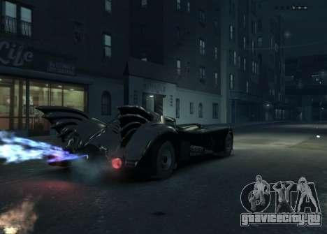 Скрипт Бэтмобиль для GTA 4