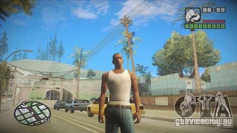 GTA HD Mod для GTA San Andreas второй скриншот