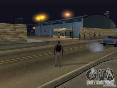 Новый аэропорт в Лос-Сантосе для GTA San Andreas пятый скриншот
