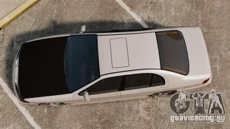 Feroci Drift Spec для GTA 4 вид справа