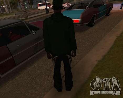 Рыночные спортивки для GTA San Andreas четвёртый скриншот
