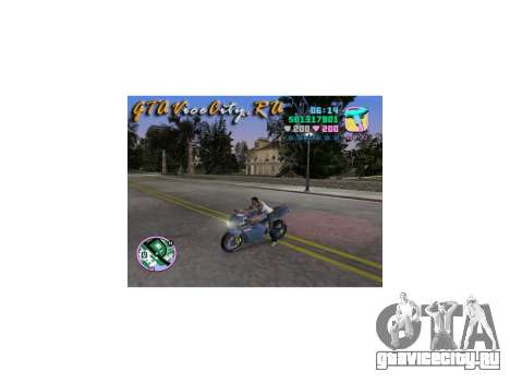 Ducatti 996 для GTA Vice City