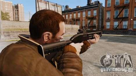 Тактический дробовик v2 для GTA 4 второй скриншот