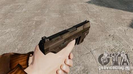 Самозарядный пистолет Walther P99 v1 для GTA 4 второй скриншот
