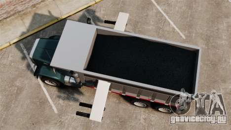 Новый грузовик Biff для GTA 4 вид справа