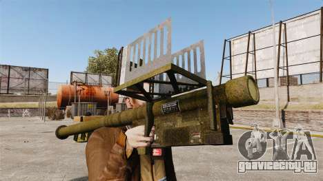 ПЗРК FIM-92 Stinger для GTA 4