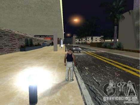 Новый аэропорт в Лос-Сантосе для GTA San Andreas четвёртый скриншот
