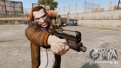 Beretta PX4 для GTA 4 второй скриншот