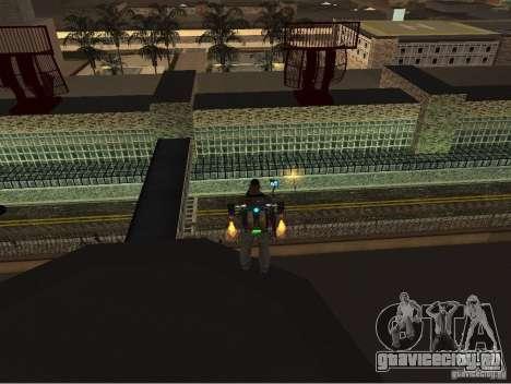 Новый аэропорт в Лос-Сантосе для GTA San Andreas третий скриншот