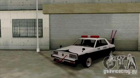 Nissan Skyline Bosozoku для GTA San Andreas