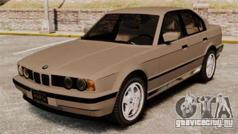 BMW M5 E34 для GTA 4