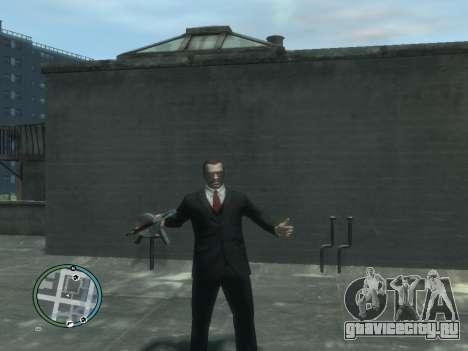 Thompson для GTA 4 четвёртый скриншот