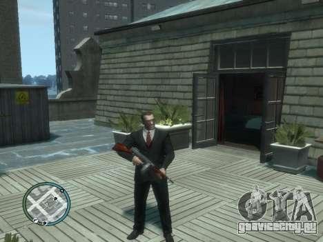 Thompson для GTA 4