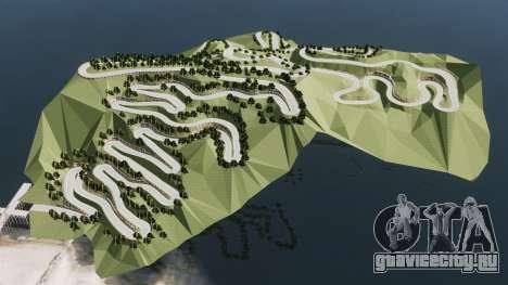 Takahiro Hill для GTA 4