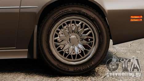 Imponte Phoenix 455 RS для GTA 4 вид сзади