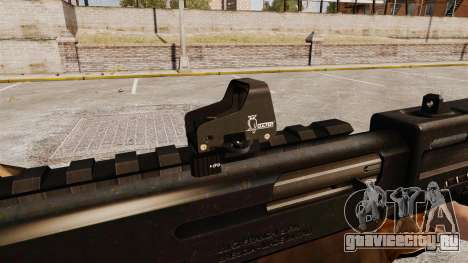 Автоматическое тактическое ружьё SPAS 12 для GTA 4 четвёртый скриншот