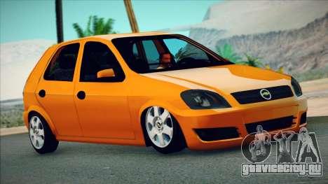 Chevrolet Celta для GTA San Andreas