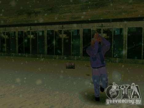 Оживление больницы в Сан Фиерро для GTA San Andreas четвёртый скриншот