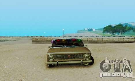 ВАЗ 2101 Кабриолет для GTA San Andreas вид слева