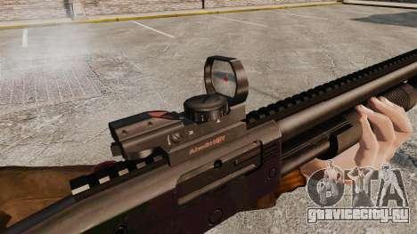 Тактический дробовик v2 для GTA 4 пятый скриншот