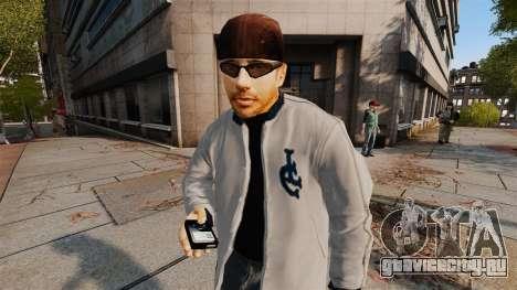 Обновлённый MP3-плеер для GTA 4