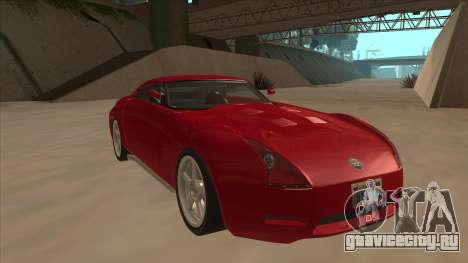 Melling Hellcat Custom для GTA San Andreas