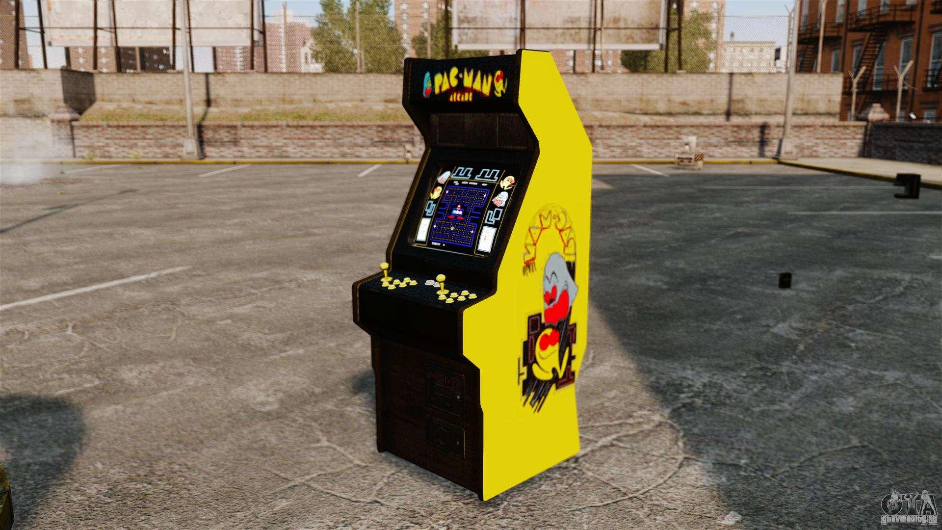Продажа Игровых Автоматов Sega