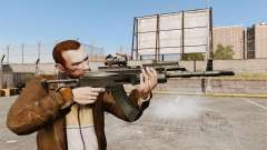 AK-47 для GTA 4