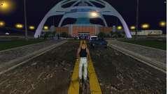Новый аэропорт в Лос-Сантосе