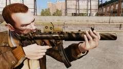 Пистолет-пулемёт MP5SD v3
