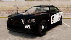 Dodge Charger Pursuit 2012 [ELS] для GTA 4