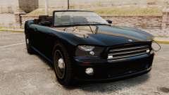 Buffalo кабриолет для GTA 4