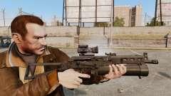 Пистолет-пулемёт ПП-19 Бизон
