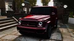Mercedes-Benz B65 BRABUS для GTA 4