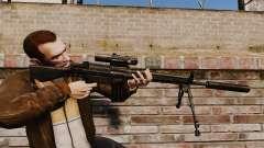 Снайперская винтовка HK G3SG1 v1