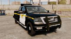 Ford F-150 v3.3 State Trooper [ELS & EPM] v1 для GTA 4
