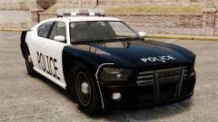 Полицейский Buffalo LAPD v1