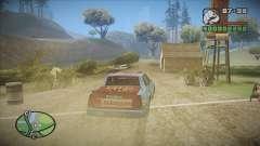 GTA HD Mod для GTA San Andreas