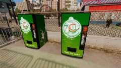 Торговые автоматы 7UP для GTA 4