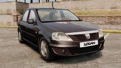 Dacia Logan 2008 v2.0 для GTA 4