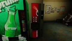 Офисный торговый автомат Nescafe