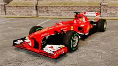 Ferrari F138 2013 v3 для GTA 4