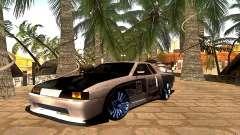Elegy BN Nismo Sports для GTA San Andreas