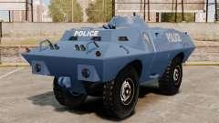 S.W.A.T. Police Van