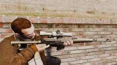 Снайперская винтовка Драгунова v2