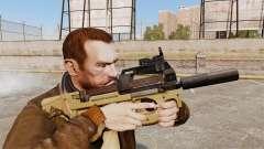 Бельгийский пистолет-пулемёт FN P90 v4