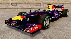 Болид Red Bull RB9 v3