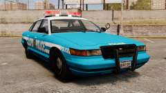 LCPD Police Cruiser